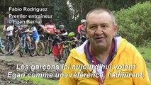 Tour de France: le Colombien Egan Bernal, grimpeur qui venait du VTT