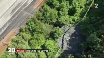 Savoie : une coulée de boue bloque la ligne Paris-Milan via Modane