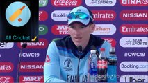 We will give rest to some players - Eoin Morgan | ENG | ENG Vs NZ | ICC Cricket World Cup 2019