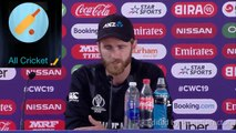 Bowlers put us under pressure and caused run out - Kane Williamson   NZ   ENG Vs NZ   ICC Cricket World Cup 2019