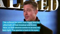 Brad Pitt Is Dating Again: 'He's Having the Time of His Life'