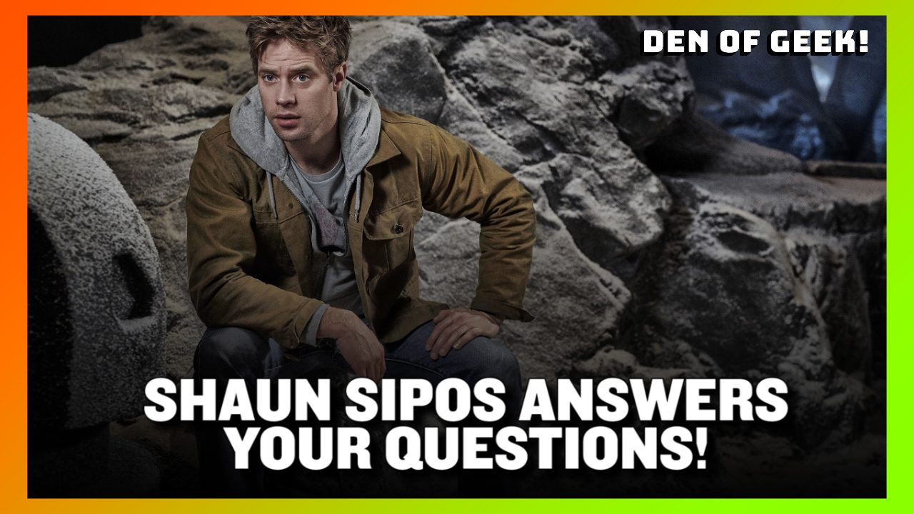 Krypton's Shaun Sipos Takes Over the Den of Geek Instagram