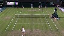 15-year-old Coco Gauff ousts Magdalena Rybarikova in second round at Wimbledon