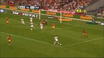 29/08/09 : RCL-SRFC : carton rouge M'Vila (70')