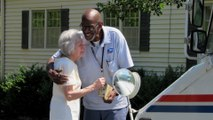 Neighbors Threw A Big Party For This Mailman