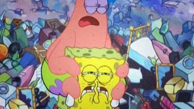 SpongeBob SquarePants S08E22 Legends of Bikini Bottom Welcome to the Bikini Bottom Triangle