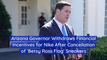 Arizona Governor Is Not Happy With Nike's Sneaker Recall
