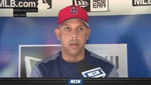 Alex Cora 'Proud' Of Xander Bogaerts For Being Named To AL All-Star Team