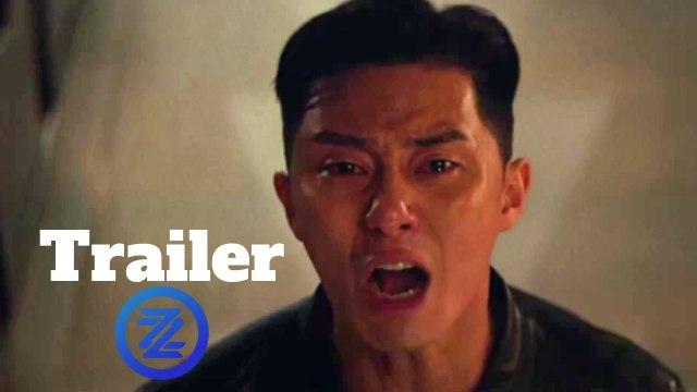 The Divine Fury Trailer #1 (2019) Seo-Joon Park, Sung-Ki Ahn Horror Movie HD