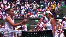 Digitally cleared wrap from day 3 of the 133rd Wimbledon Championships