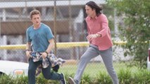Keanu Reeves and Alex Winter ON SET of 'Bill and Ted 3' | FIRST LOOK