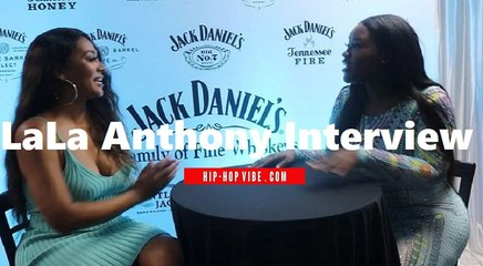 """HHV Exclusive: LaLa Anthony talks evolution as an entertainer, """"Power"""" final season, joining """"Beverly Hills: 90210"""" reboot, and more"""