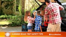 Follow these tips for a safer road trip