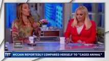 Meghan McCain Leaving The View?