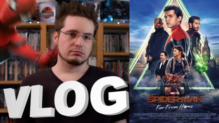 Vlog #608 - Spider-man : Far From Home