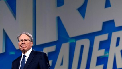 National Rifle Association deals with increasingly public infighting