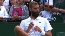 """Wimbledon 2019 - Benoit Paire """"se régale"""" et sa vie en famille à Wimbledon"""