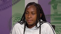 Wimbledon 2019 - Cori Gauff : The phenomenon Coco Gauff struck again