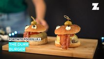 Fortnite Foods I.R.L.: The infamous Durr Burger
