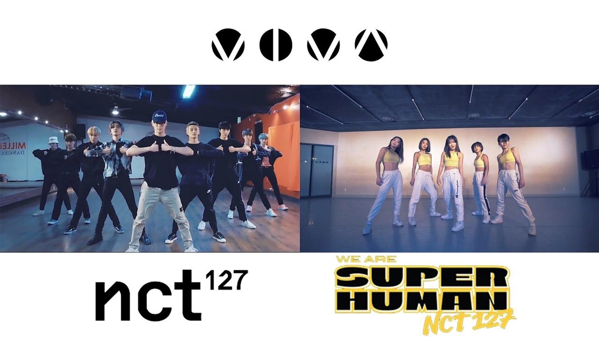 [ VIVA CREW ] NCT 127 엔시티 127 'Superhuman' VIVA Choreography.