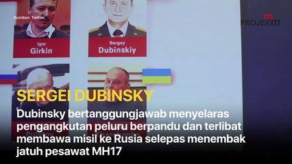 SUSPEK UTAMA MH17