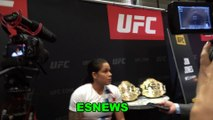 who is a better boxer holly holm or amanda nunez