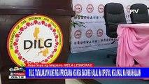 DILG, tatalakayin ang mga programa ng mga bagong halal na opisyal ng lokal na pamahalaan