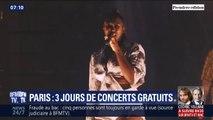 Aya Nakamura, Radio Elvis, Suzane... Les meilleurs moments de la première soirée au Fnac Live à Paris