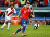 Copa America - Chili : La Panenka manquée de Vargas...