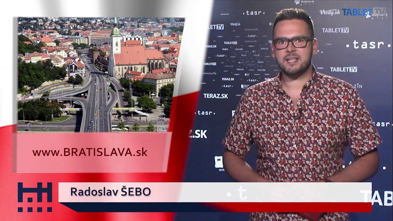 POĎ VON: Tančiareň pod holým nebom a Bratislavské divadelné noci
