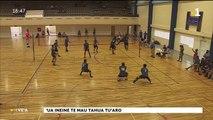 TH : Jeux du pacifique les Samoa voient les choses en grand