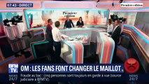 Olympique de Marseille : les fans font changer le maillo