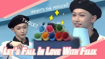 [Pops in Seoul] The Missions for Felix(필릭스) to Make the Viewers Fall in Love With Him !