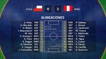 Resumen partido entre Chile y Perú Semifinales Copa América 2019