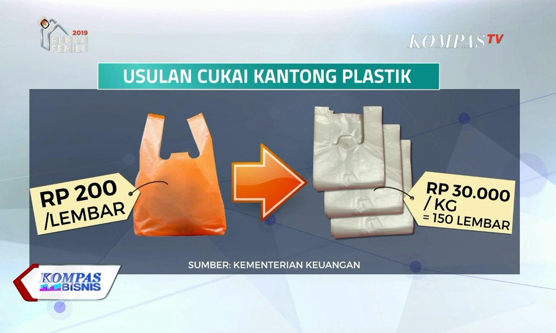 Tarik Ulur Cukai Kantong Plastik
