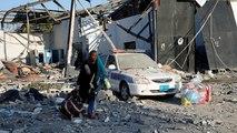 Attaque contre un centre de migrants en Libye : pas de condamnation unanime