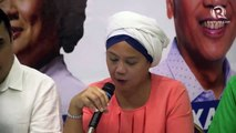 Samira Gutoc thanks volunteers, says she will never forget them