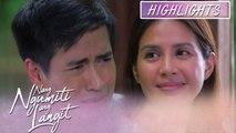 Michael gets emotional after dreaming of Ella   Nang Ngumiti Ang Langit