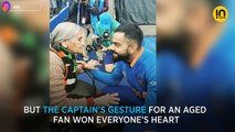 ICC World Cup 2019: Virat Kohli, Rohit Sharma had 87 reasons to visit this fan