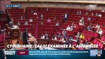 Président Magnien ! : Cyberhaine, la loi examinée à l'Assemblée - 04/07