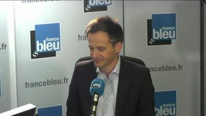 L'invité de France Bleu Matin Pierre-Yves Bournazel