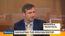 Ireland's D'Arcy Warns There Will Be No Compromise on Brexit