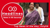 Top News Headlines of the Hour (04 July, 2:30 PM)