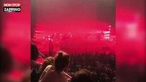 Vanessa Paradis en concert : Elle recadre un fan violent (vidéo)