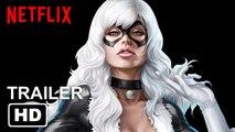 Marvel's THE BLACK CAT Trailer Concept - Netflix   Amber Heard, Vincent D'Onofrio