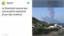 Éruption du Stromboli : Un mort et un blessé après le réveil du volcan en Italie