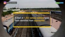 1,253 railway stations identified for upgradation: Govt
