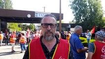 Les salariés dans la rue à Saint-Genis-Laval : première riposte de Famar Lyon
