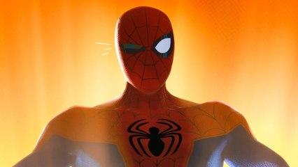 Plantilla Peter Parker 123vid