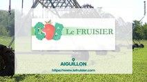 CB Le Fruisier- Vente et installation de matériel d'irrigation à Aiguillon près d'Agen